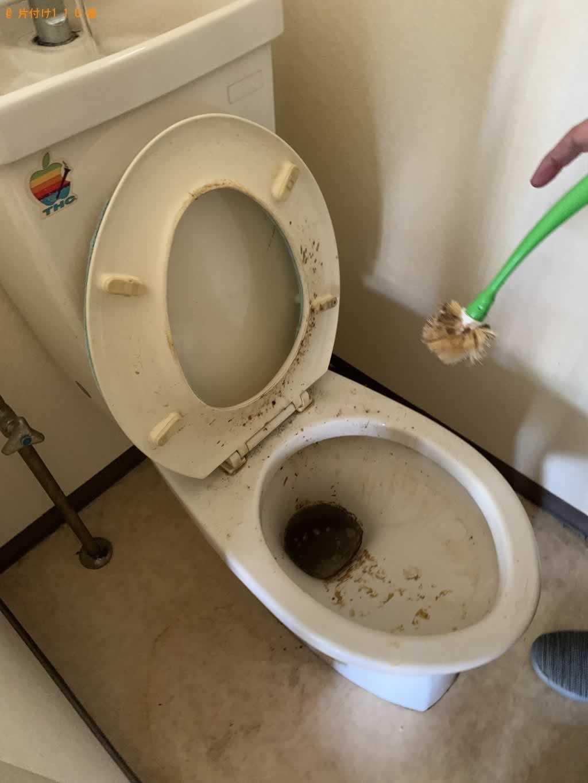 トイレクリーニング施工前