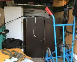 解体中の食器棚もOK!急なご依頼にも即日対応でき、大変お喜びいただけました。