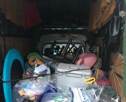 【西都市】おもちゃなど軽トラック1台程度の不用品回収☆どんな不用品でも分別なしでまとめて回収できるサービスにご満足いただけました!