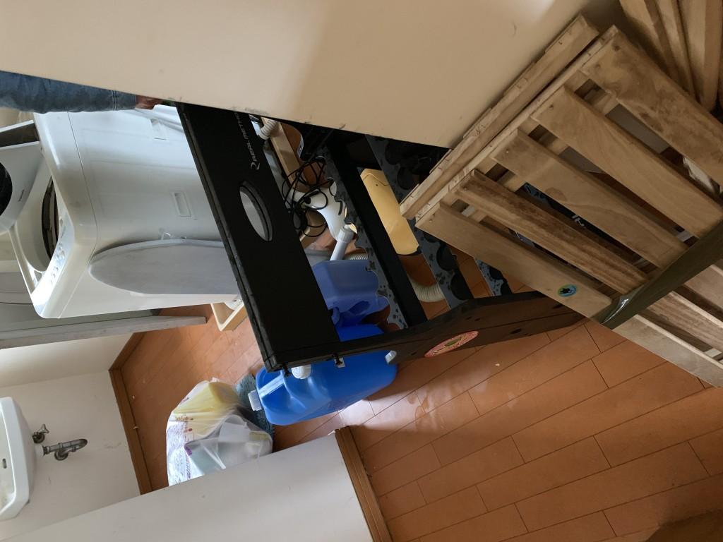 【都城市】不用品回収とハウスクリーニング☆退去前にお部屋が片付いてお喜びいただけました!