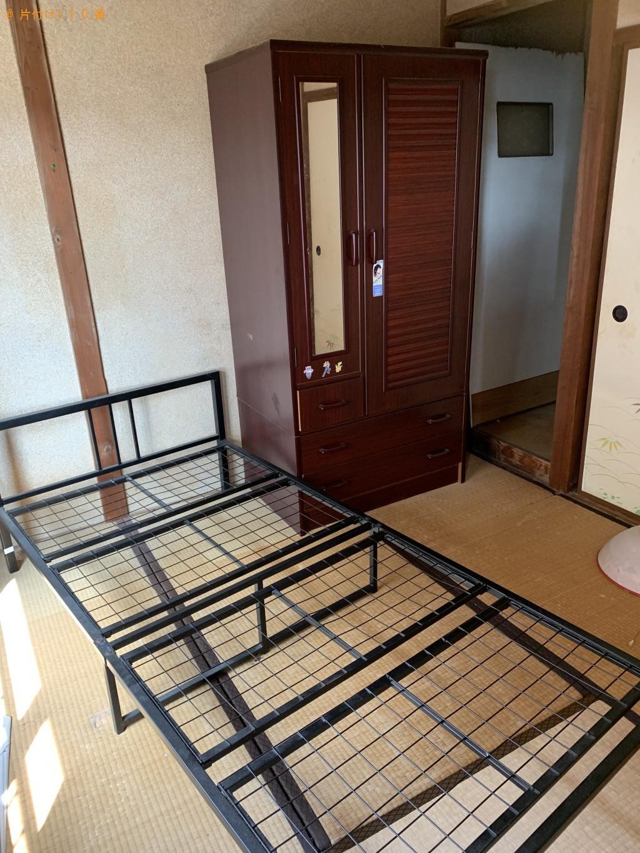 【宮崎市大塚町】引越しにあたり家具等の処分ご依頼 お客様の声