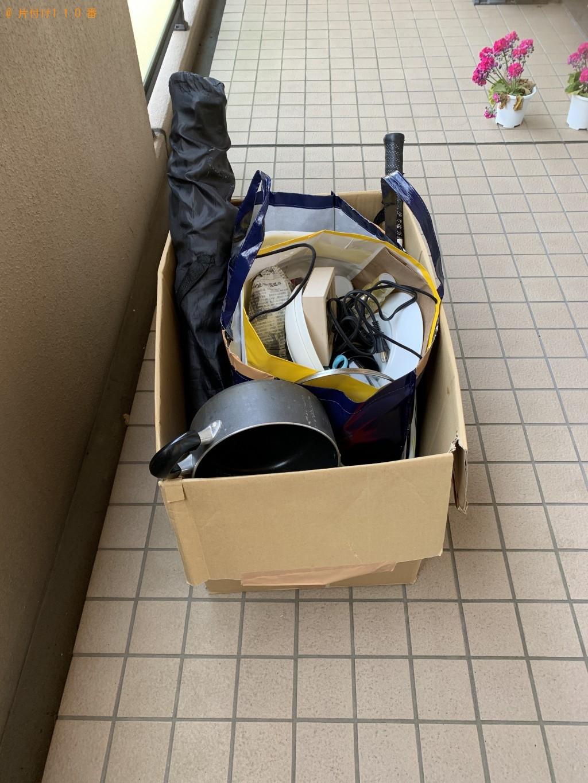 【宮崎市】ダンボール1箱分の家庭ごみの処分 お客様の声