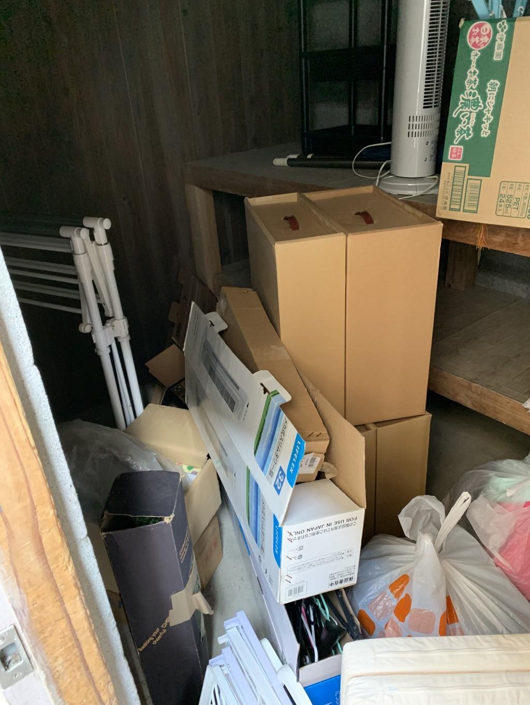 【宮崎市】軽トラック積み放題パックでの回収☆片付ける人手がなかったからスピーディな対応で助かったと、ご満足いただけました!