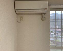 【宮崎市】エアコンの取り外し、回収☆スタッフの丁寧な対応に大変満足していただきました!