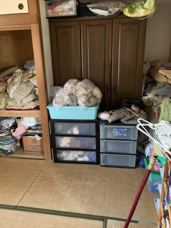 【新富町】不用品回収とハウスクリーニングのご依頼☆片付けから清掃までお引き受けでき、ご満足いただけました!