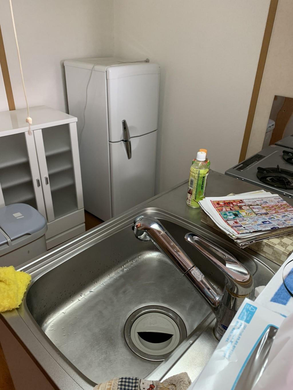 【知内町】冷蔵庫など2tトラック一台程度の不用品回収☆一気に処分することができ、とても喜んでいただきました!