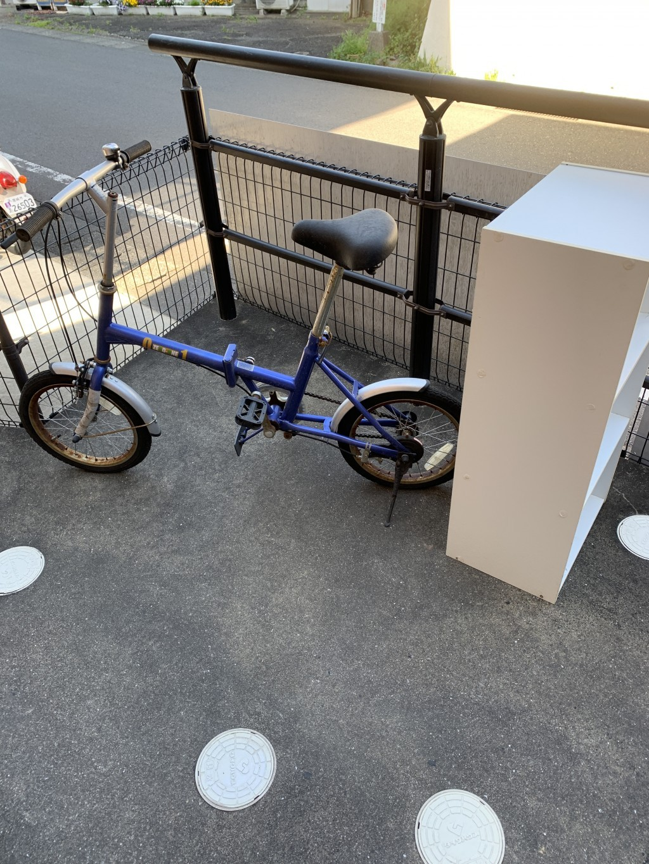 【京極町】自転車など不用品回収・処分のご依頼お客様の声