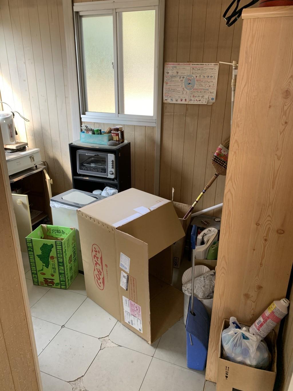 【西米良村】2tトラック一台分の不用品回収処分ご依頼 お客様の声