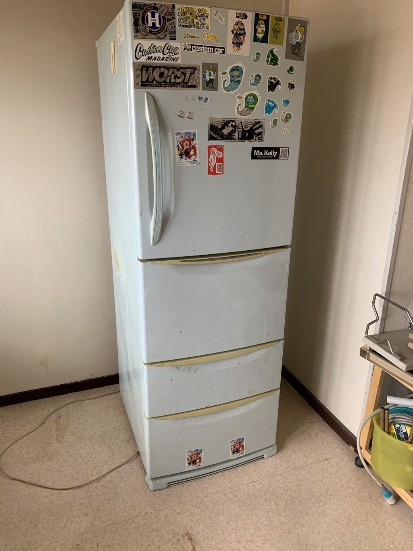 【南幌町】冷蔵庫やキッチンの不用品など回収処分ご依頼 お客様の声