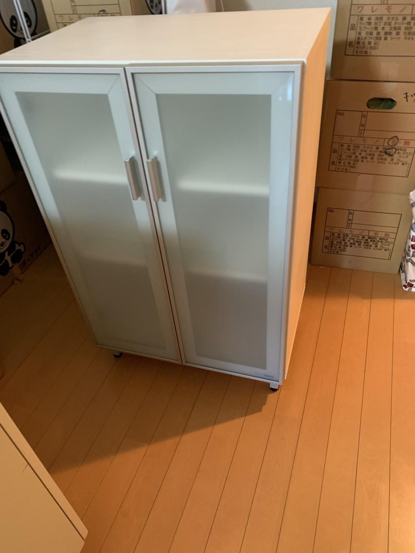 【宮崎市】ベッド、食器棚の回収・処分 お客様の声