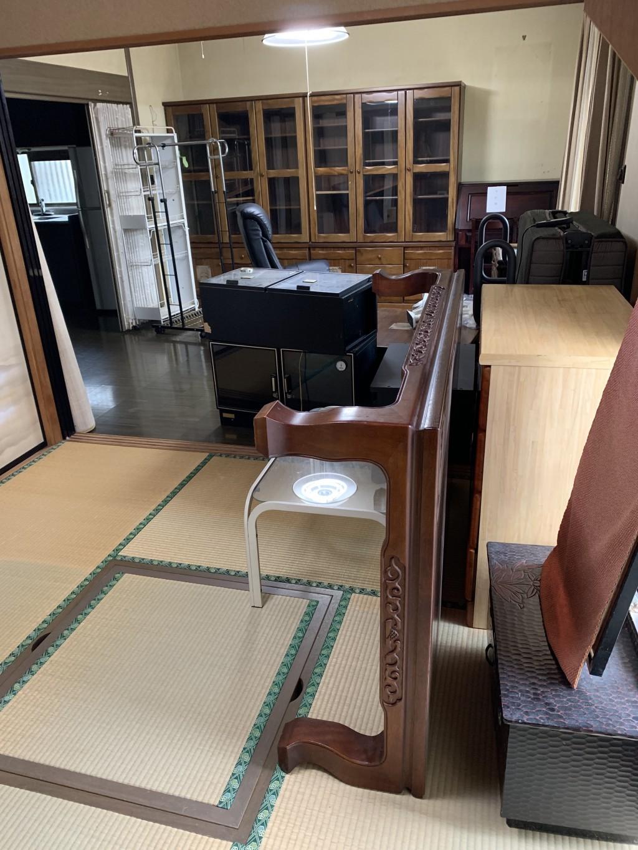 【宮崎市】冷蔵庫、本棚、ダイニングテーブルの回収・処分 お客様の声