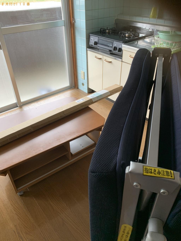 【宮崎市】引っ越しに伴う不用品回収 お客様の声