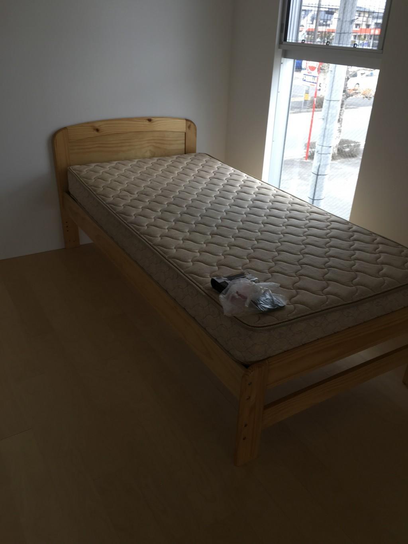 【宮崎市】シングルベッドの不用品回収処分 お客様の声