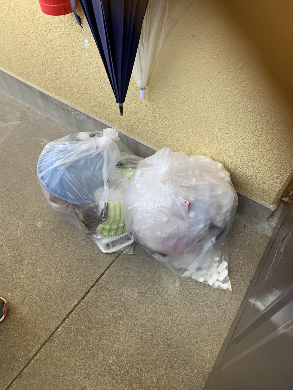 【宮崎市】家電や袋ゴミの不用品回収処分 お客様の声