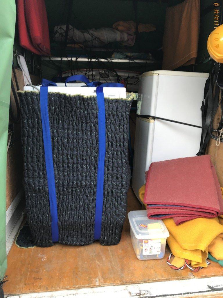 【門川町】冷蔵庫と洗濯機の回収・処分 お客様の声