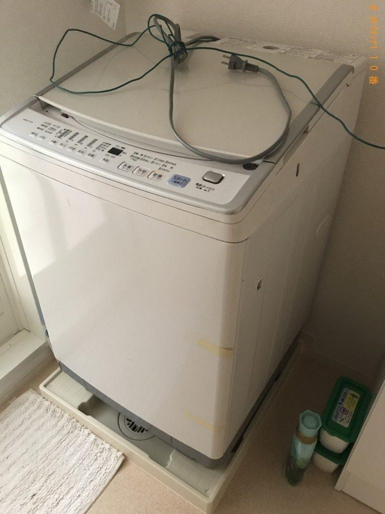 【宮崎市】冷蔵庫と洗濯機の回収・処分 お客様の声