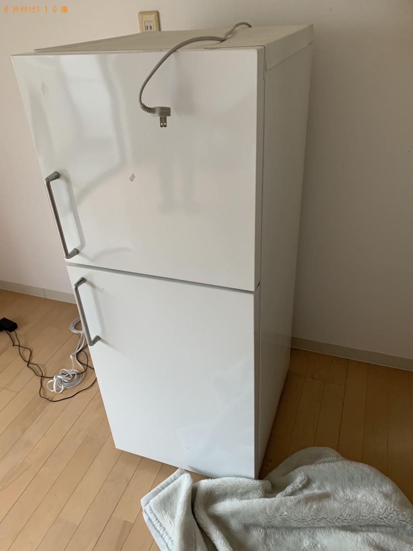 【宮崎市吉村町】冷蔵庫、洗濯機の出張不用品回収・処分ご依頼