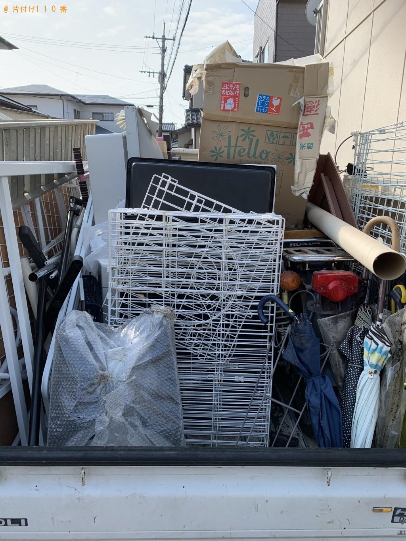 【日南市】軽トラック1台程度の出張不用品回収・処分ご依頼