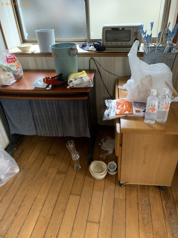 【都城市姫城町】引っ越しに伴う不用品回収・処分 お客様の声