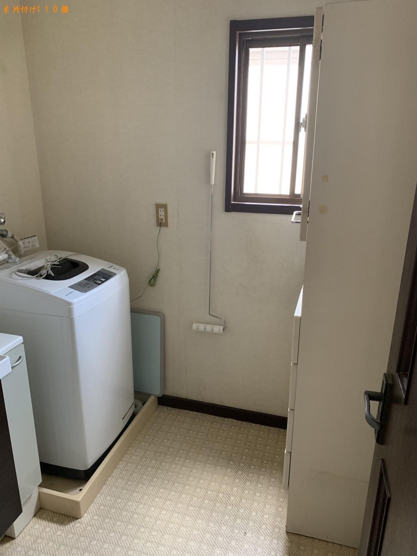 【宮崎市】エアコン、食器棚、仏壇等の回収・処分 お客様の声