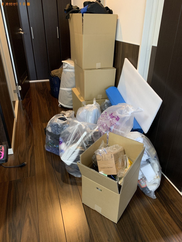 【西興部村】軽トラック1台程度の出張不用品回収・処分ご依頼