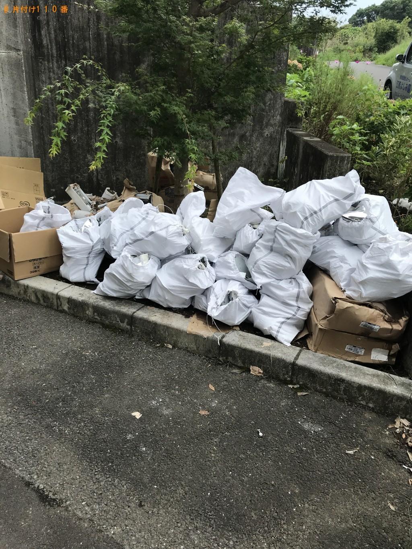 【幌加内町】照明と家庭ゴミの回収・処分 お客様の声照明と家庭ゴミの回収・処分 お客様の声