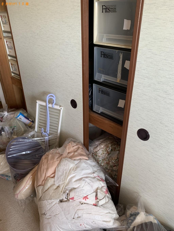 【宮崎市】シングルベッド、電子ピアノ、学習机等の回収・処分 お客様の声