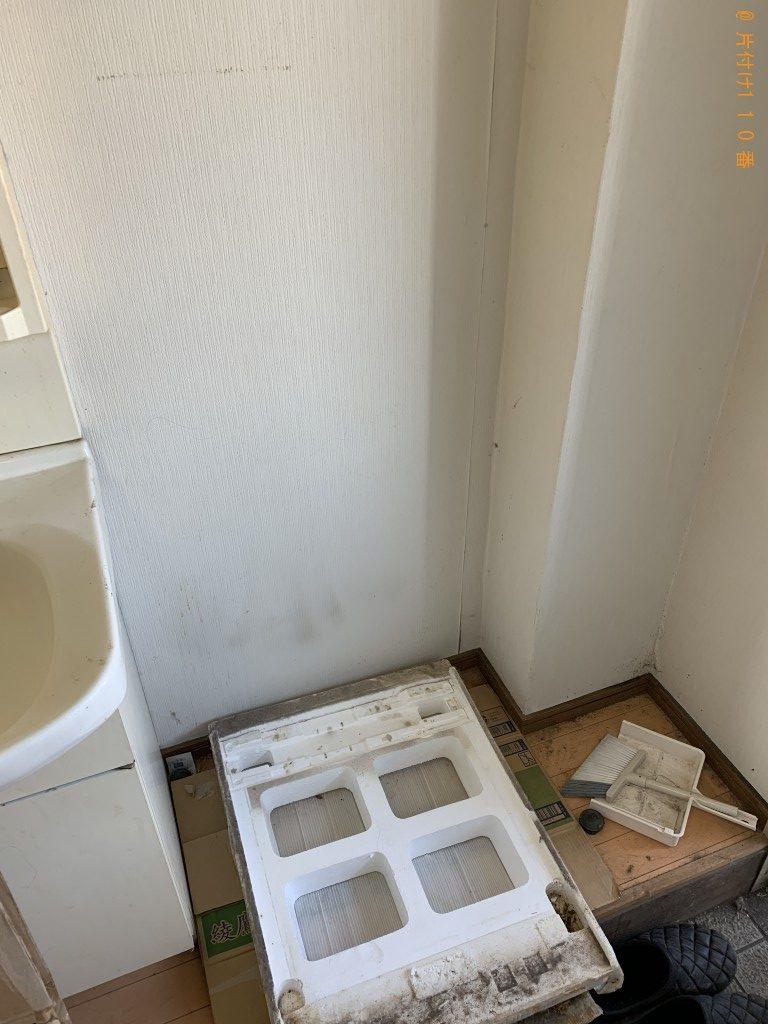 【都城市立野町】冷蔵庫、洗濯機、電子レンジの回収・処分ご依頼