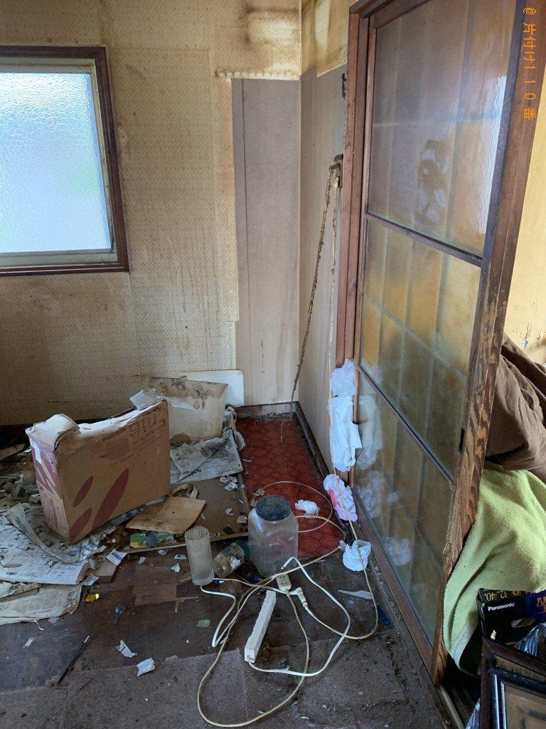 【宮崎市】こたつ、本棚、整理タンス、座椅子等の回収・処分