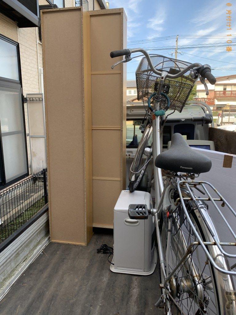 【宮崎市】収納棚の回収・処分ご依頼 お客様の声