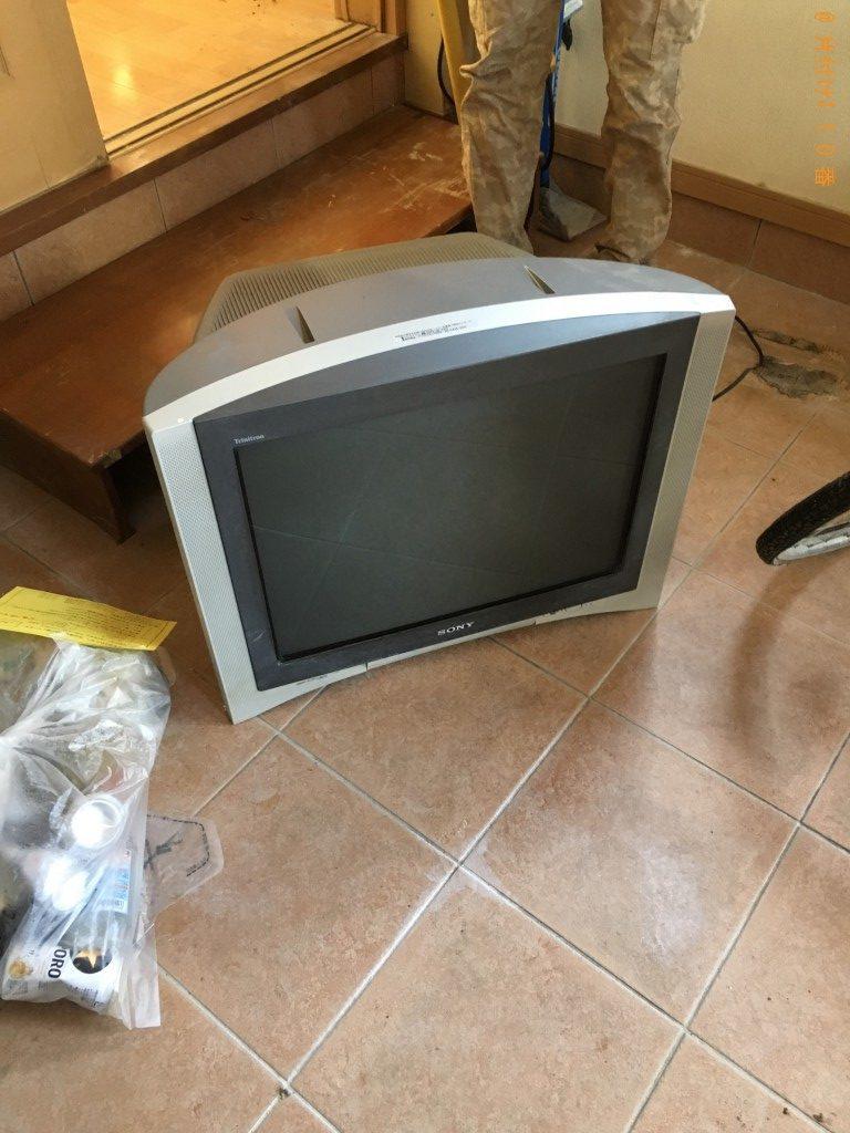 【宮崎市下北方町】ブラウン管テレビ、冷蔵庫、自転車の回収・処分