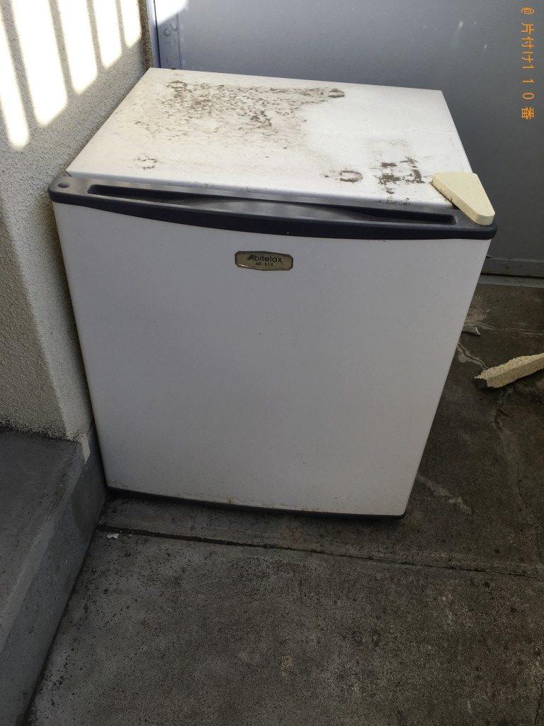 【都城市早鈴町】冷蔵庫、ガスコンロ、PCデスク等の回収・処分
