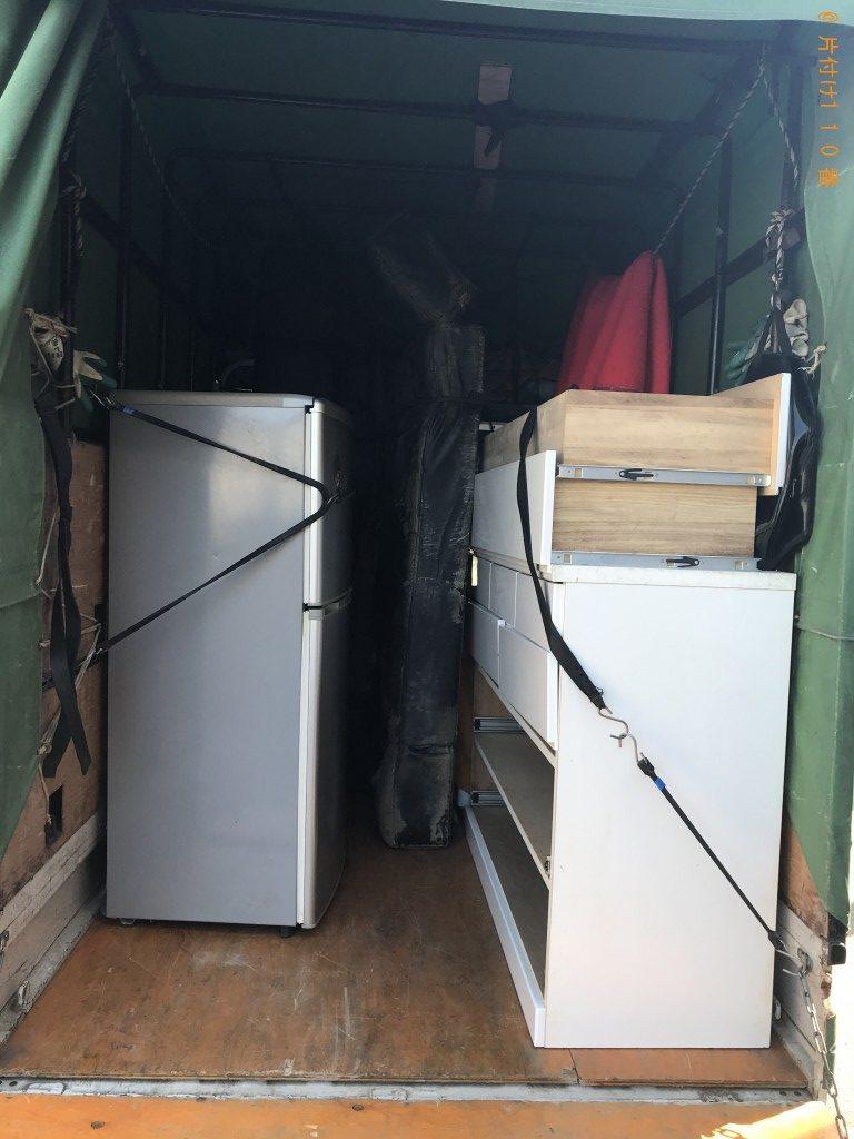 【新宿区】冷蔵庫、洗濯機、整理タンス等の回収・処分ご依頼