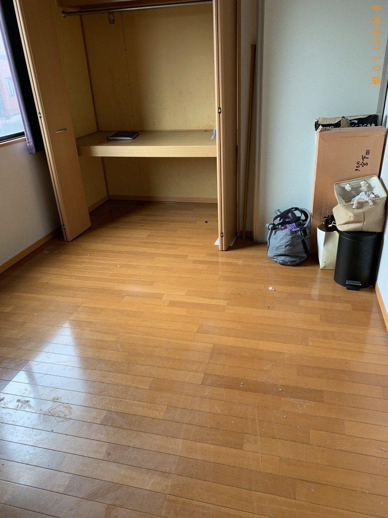 【宮崎市】ローテーブル、ソファー、分別なし家庭ごみの回収・処分