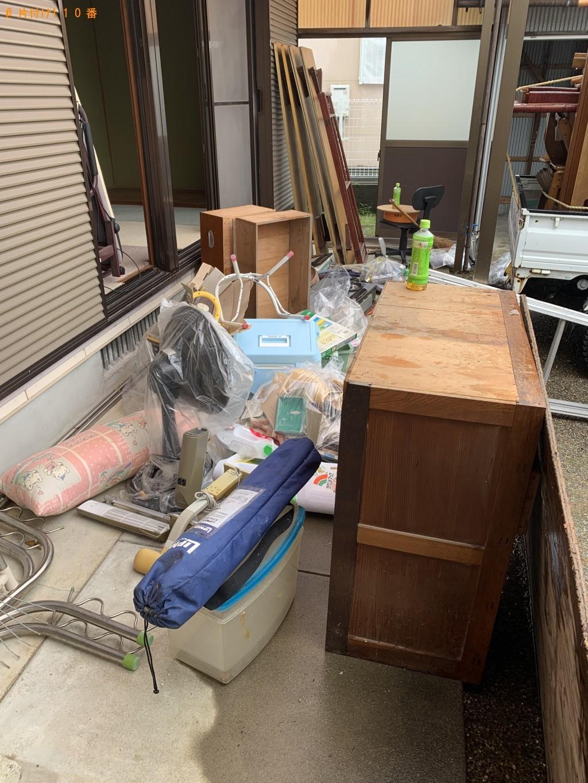 【西都市上町】冷蔵庫、洗濯機、バケツ等の回収・処分ご依頼