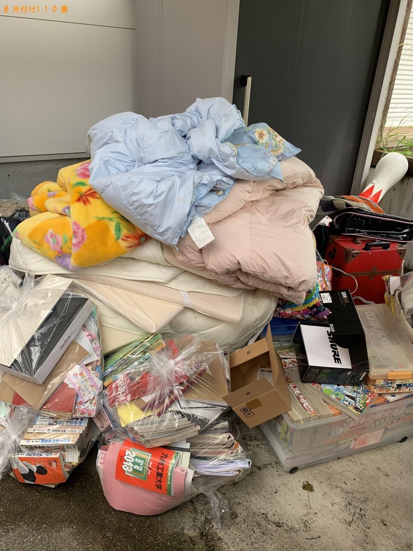 【宮崎市】2tトラック1台程度の出張不用品の回収・処分ご依頼