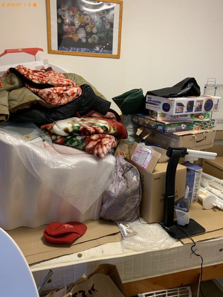 【塩尻市】カウンターテーブル、ルームランナー等の回収・処分