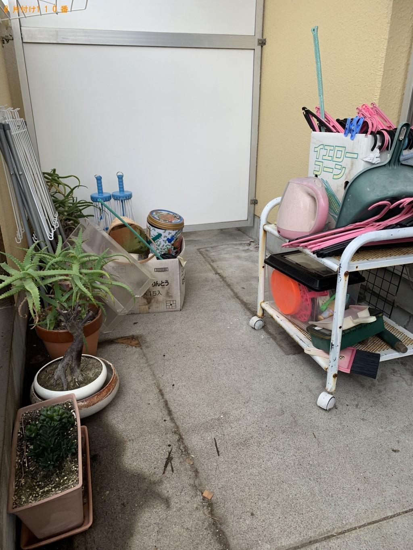 【墨田区】ブラウン管テレビ、洗濯機等の回収・処分ご依頼