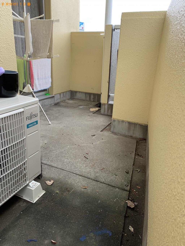 【宮崎市】ブラウン管テレビ、洗濯機等の回収・処分ご依頼