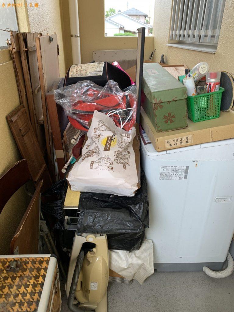 【千曲市】ブラウン管テレビ、洗濯機等の回収・処分ご依頼