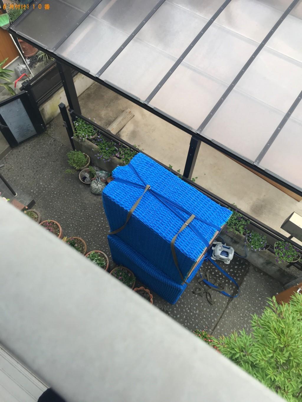 【宮崎市吉村町】テレビ、タンスの回収・処分ご依頼 お客様の声