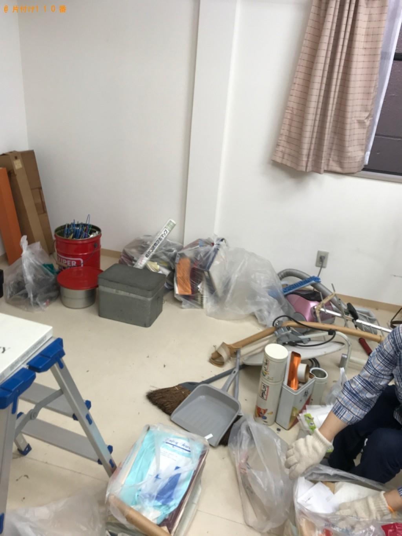 【宮崎市】冷蔵庫、テレビ、シングルベッド、仏壇等の回収・処分