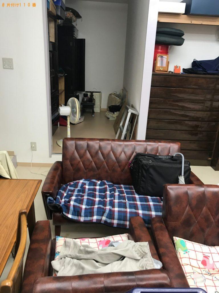 【伊賀市】冷蔵庫、テレビ、シングルベッド、仏壇等の回収・処分