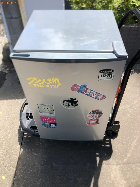 【宮崎市】冷蔵庫の回収・処分ご依頼 お客様の声