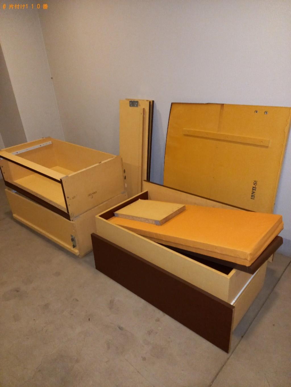 【宮崎市】シングルベッドの回収・処分ご依頼 お客様の声