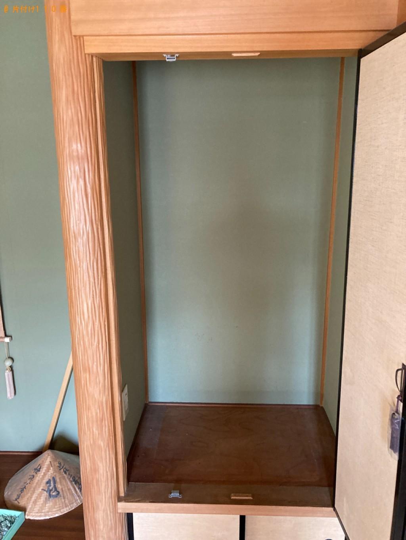 【宮崎市】仏壇、タンス、クローゼットの回収・処分ご依頼