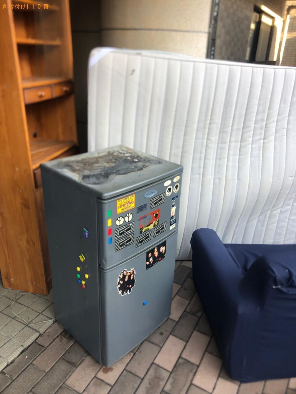 【宮崎市】冷蔵庫、洗濯機、食器棚、ソファー等の回収・処分ご依頼