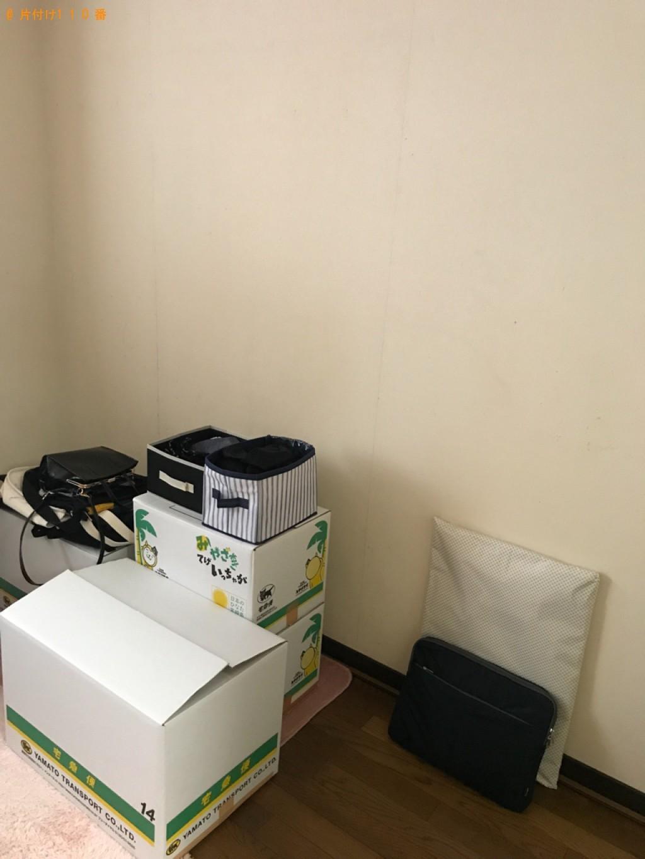 【宮崎市】パソコン、食器棚、タンス等の回収・処分ご依頼