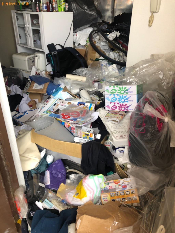 【宮崎市】大量の一般ごみの回収・処分ご依頼 お客様の声