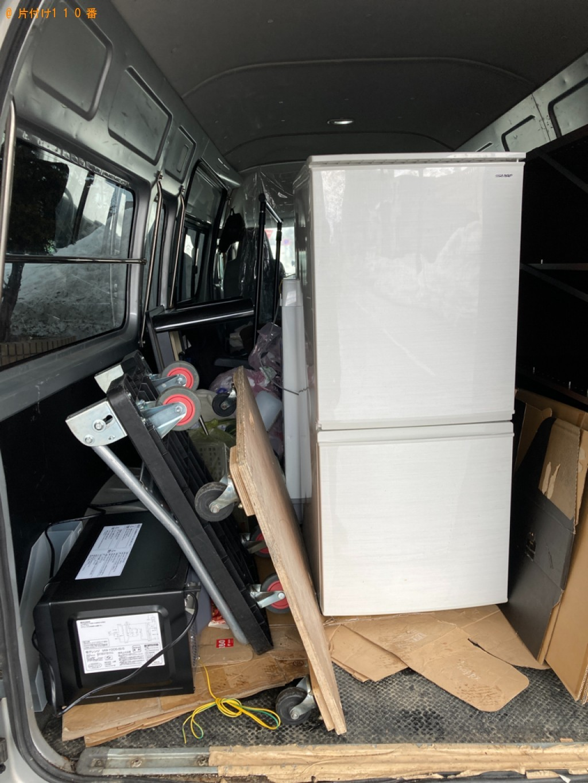 【宮崎市】こたつ、スタンドミラー、椅子、掃除機、冷蔵庫等の回収